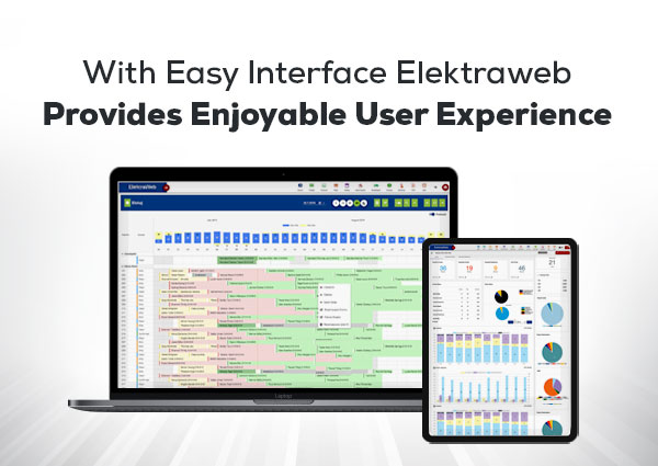elektraweb is the easiest hotel software to use