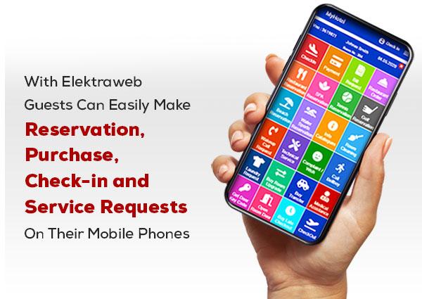 Elektraweb guest application
