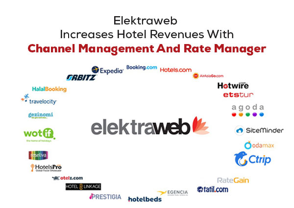 Elektraweb increases hotel revenues with channel management and rate manager