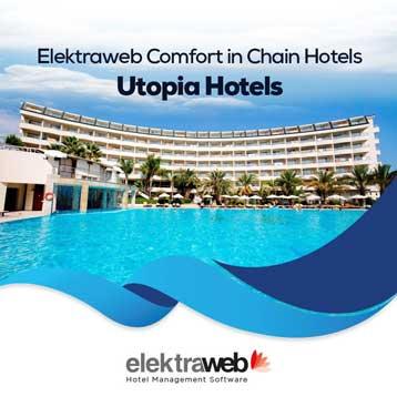 ElektraWeb Comfort Chain Hotel