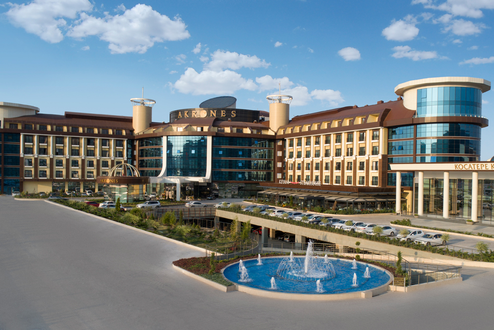 elektraweb referanslar akrones hotel